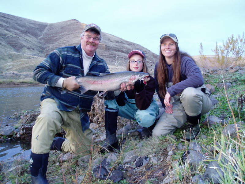 Best fishing in oregon 39 s northeast zone john day river for Best fishing days