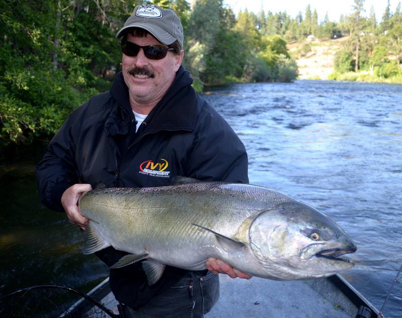 Fishing near medford and ashland oregon for Best fishing in usa