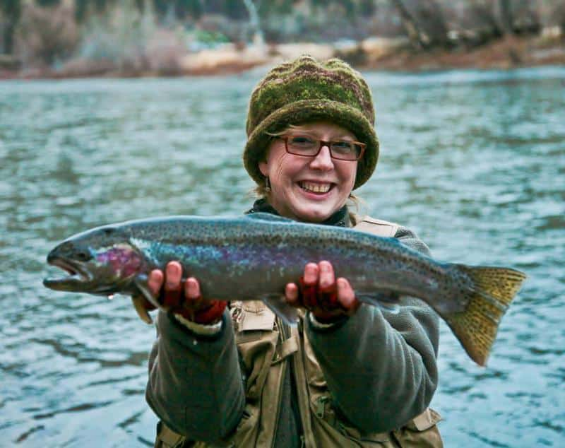 Best summer steelhead fishing northeast oregon for Oregon steelhead fishing