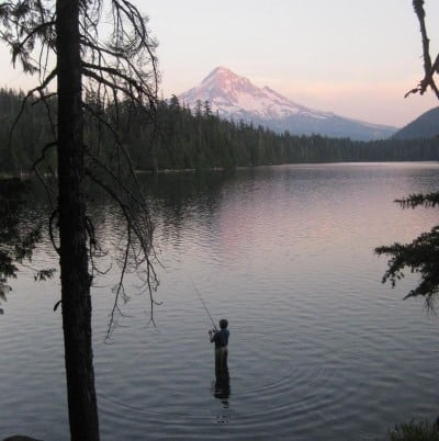 Fishing near hood river and cascade locks oregon for Hood river fishing