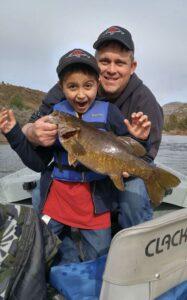 smallmouth bass fishing john day river