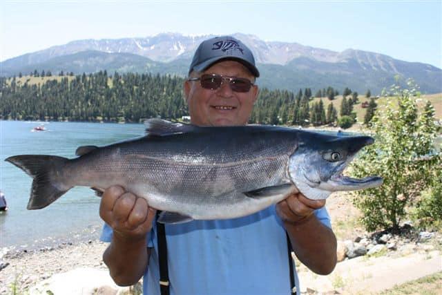 Kokanee Fishing at Wallowa Lake, Oregon – Catch a World Record