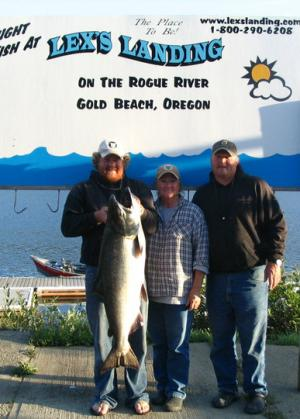 Southern oregon coast s great fishing rivers rogue and more for Best fishing in usa