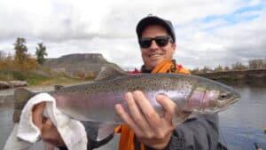 rogue river winter steelhead fishing