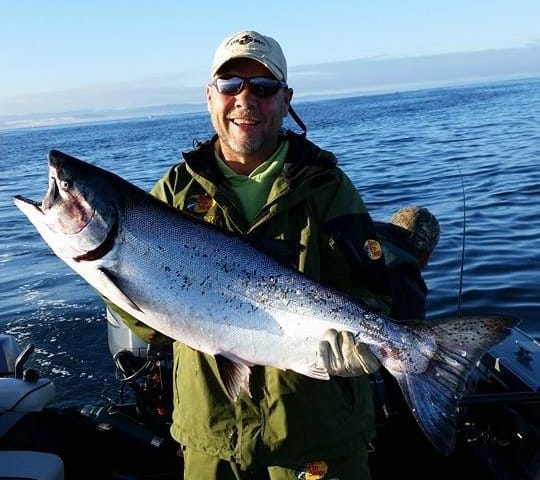 Fishing near roseburg and reedsport oregon for Oregon out of state fishing license