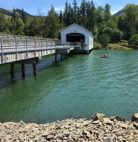 fishing at dexter reservoir