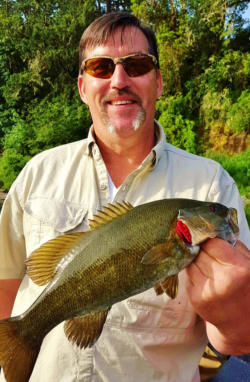 Best months to catch oregon bass walleye panfish for Best fishing in usa