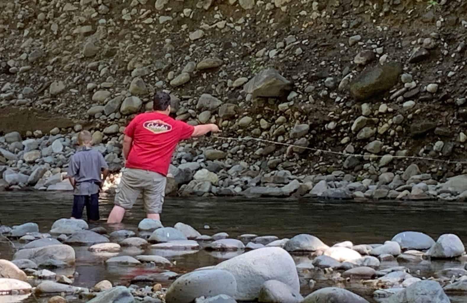 breitenbush river fly fishing