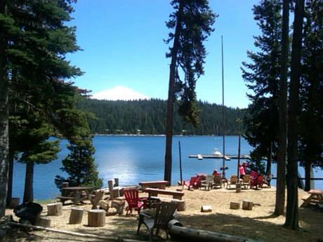 Elk Lake Oregon Fishing