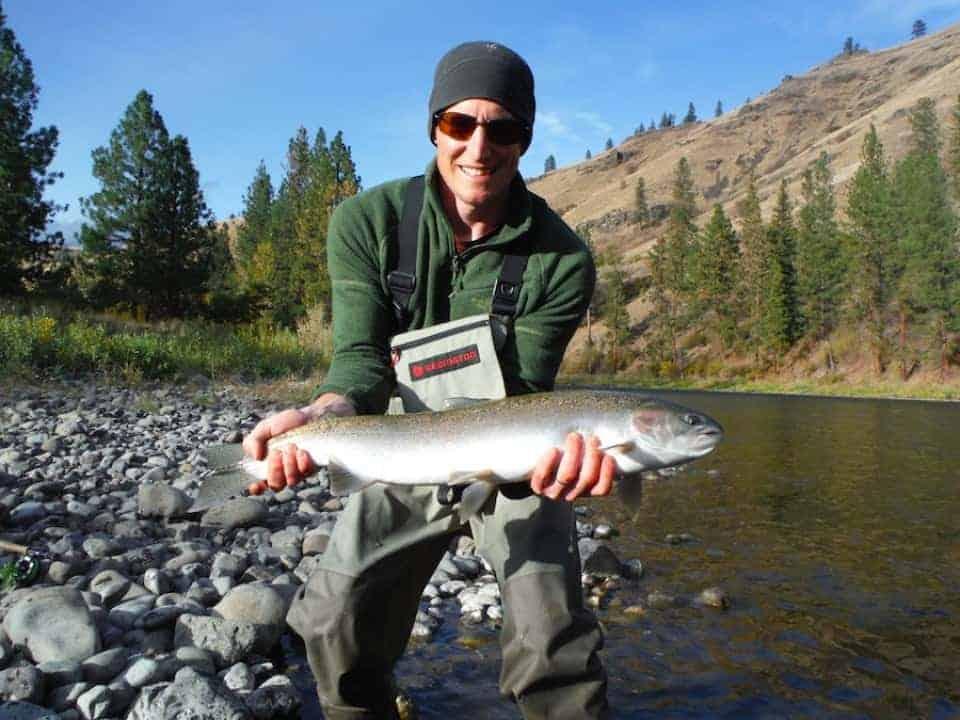 Grande Ronde River steelhead fishing