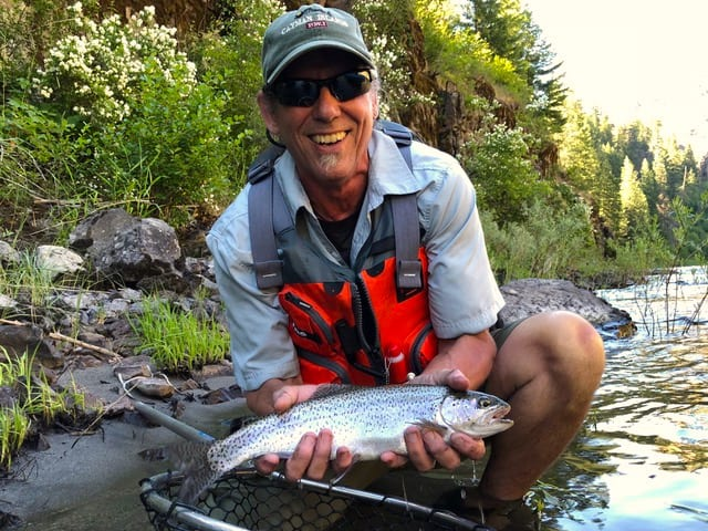 grande ronde river trout fishing