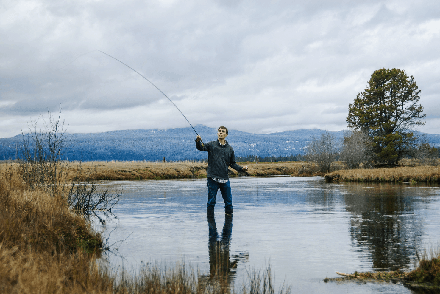 wood river fly fishing for trout