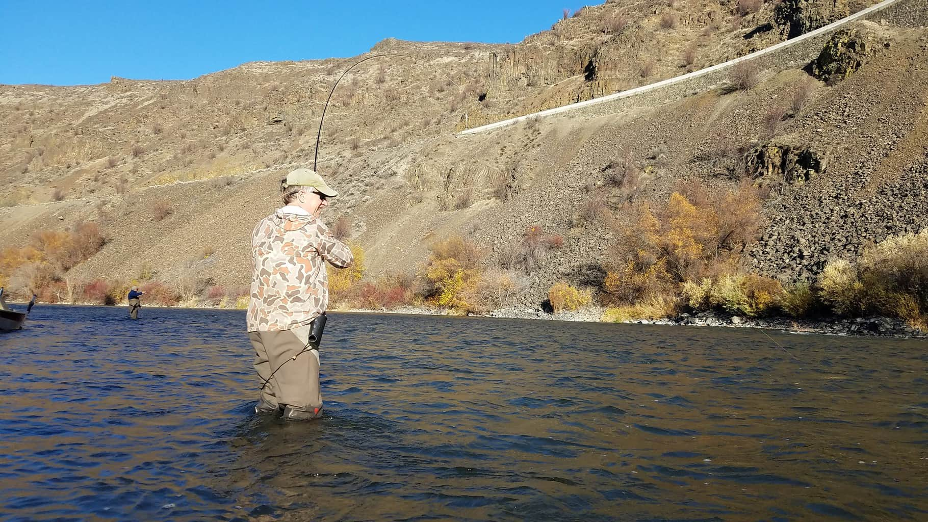 fly fishing the yakima river washington